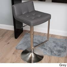 Laminate Floor Door Bars Furniture Tufted Leather Top Modern Bar Stools With Door Mat Also