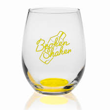 personalized 9 oz libbey stemless wine glasses 207 discountmugs