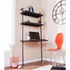 Desks With Shelves by Wall Mounted Floating Desk With Storage Shelf Nytexas With Wall