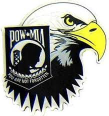 pow mia you are not forgotten eagle tattoo