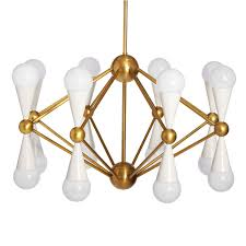 Modern Light Chandelier Caracas 16 Light Ivory Chandelier Modern Chandeliers Jonathan