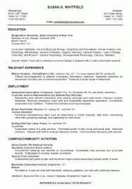 Famous Resumes College Student Resume Template 2017 World Of Letter U0026 Format