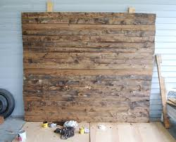 Wood Backdrop Diy Faux Distressed Wood Backdrop Brepurposed
