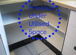 kitchen corner cabinet hinges open up the kitchen corner cabinet with a blast