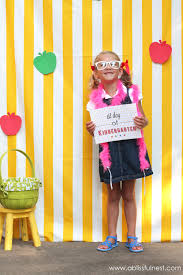 1st day of school photo ideas free printable