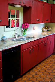 bathroom gorgeous ideas about red kitchen cabinets cabinet knobs