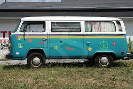 volkswagen van hippie van volkswagen microbus
