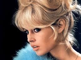 Birdget Bardot - 1960s makeup brigitte bardot