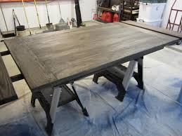 painting dining room table refinish dining table diy wooden refinishing dining table