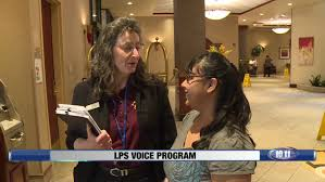 Lps Help Desk Lps Voice Program Aims To Help Students Gain Independence