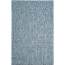 Safavieh Outdoor Rug Safavieh Courtyard Navy Gray 8 Ft X 11 Ft Indoor Outdoor Area