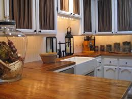 wood kitchen countertops pictures u0026 ideas from hgtv hgtv