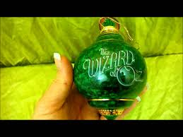 wizard of oz ornaments bradford edition set w original box