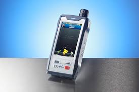 new bravo handheld raman spectrometer for raw materials