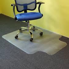 clear plastic desk protector desktex desk mat rectangle 22