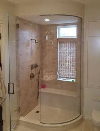 curved glass shower door curved or bent glass creative mirror u0026 shower