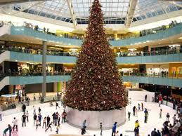 christmas tree at the galleria dallas tx home slice dallas