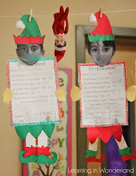 holiday traditions learning in wonderland