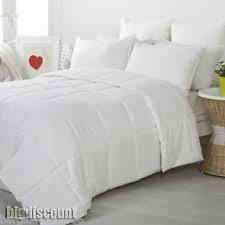 Down Double Duvet 2 4kg Duck Down King Size Bed Feather Doona Duvet Quilt Ebay