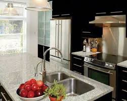 light colored granite countertops are white or light granite countertops practical for kitchens