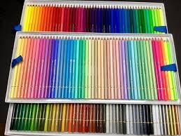prismacolor pencils 150 holbein colored pencils 150 pc set review coloring