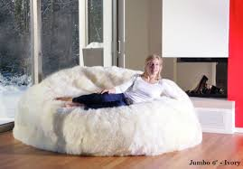 this beanbag zip up bed on the hunt
