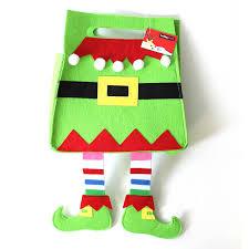 christmas elf felt bag hobbycraft