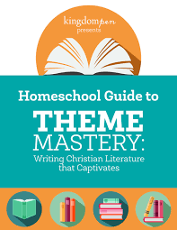 theme mastery homeschool guide kingdom pen