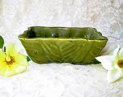 green planter etsy