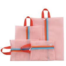 Amazon Travel Items Amazon Com Lazyaunti Cute Pink Travel Zip Pouch Tidy Luggage