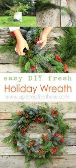best 25 fresh wreaths ideas on diy