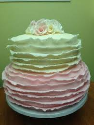 Shabby Chic Baby Shower Cakes by Shabby Chic Baby Shower Cake My Cakes Pinterest Shabby Chic