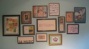 Picture Frame Wall by My Favourite Things The Frame Wall