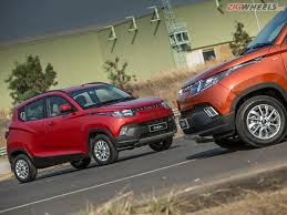 new mahindra kuv100 nxt price 2017 facelift images mileage