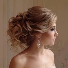 lovely bridal look make up hairstyles web www elstile ru www