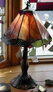 stained glass lamp shades patterns buying stained glass lamp