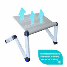 aliexpress com buy adjustable portable laptop table stand lap
