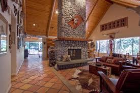 grand sportman u0027s lodge style fireplace fine homebuilding