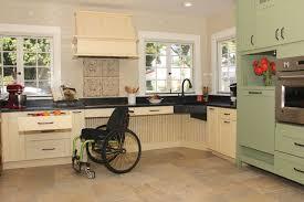 Free Kitchen Designs Barrier Free Kitchens