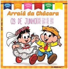Conhecido Chácara Turma da Mônica realiza 2ª Festa Junina com entretenimento  @TX56