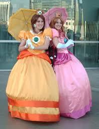 Umbrella Halloween Costume Princess Peach Princess Daisy Yellow Umbrella