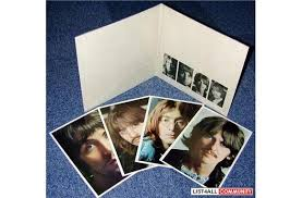 Album Inserts Beatles White Album With Inserts Poster And Pictures Very Good