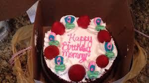 happy birthday mommy cake mom youtube