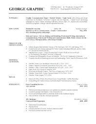 e resume exles resume template for students medicina bg info