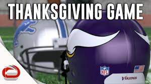 raiders thanksgiving game thanksgiving day football minnesota vikings vs detroit lions