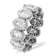 half eternity ring meaning the meaning of eternity rings