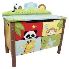 Sunny Safari Bookcase Fantasy Fields Sunny Safari Toy Chest Teamson Target