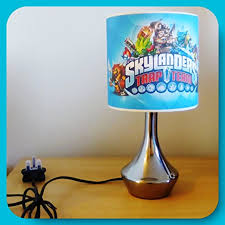 skylander bedroom skylanders trap team bedside lamp boys bedroom light lamp