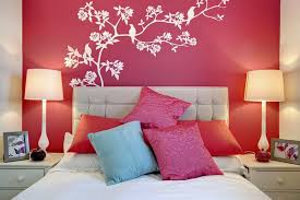 Girls Bedroom Table Lamps Bedroom Brigt Pink Is The Prettiest Paint Color For A Teenage