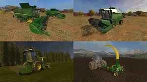 John Deere 7200 Planter by John Deere Mods Pack Mod For Farming Simulator 2017 Modpacks